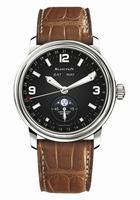 Blancpain Leman Moon Phase Calendar Mens Wristwatch 2863-1130-53B