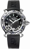 Chopard Happy Sport Ladies Wristwatch 288347-3007