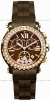 Chopard Happy Sport Ladies Wristwatch 288515-9004