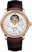 Blancpain Leman Tourbillon Mens Wristwatch 2925-3642-53B