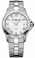Raymond Weil Parsifal Automatic Date Mens Wristwatch 2970-ST-00308