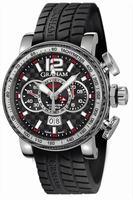 Graham Silverstone Luffield GMT Mens Wristwatch 2BLAH.B03A