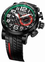 Graham Silverstone Stowe Racing Mexico Mens Wristwatch 2BLDC.B27A