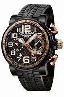 Graham Silverstone Stowe Classic Gold Mens Wristwatch 2BLDZ.B12A