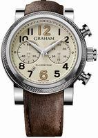 Graham Silverstone Vintage 30 Mens Wristwatch 2BLFS.W06A