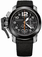 Graham Chronofighter Oversize Mens Wristwatch 2CCAC.B03A