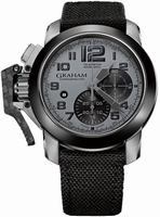 Graham Chronofighter Oversize Mens Wristwatch 2CCAC.S01A
