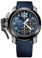 Graham Chronofighter Oversize Mens Wristwatch 2CCAC.U01A
