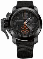 Graham Chronofighter Oversize Mens Wristwatch 2CCAU.B01A