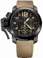 Graham Chronofighter Oversize Mens Wristwatch 2CCAU.B02A