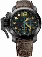 Graham Chronofighter Oversize Mens Wristwatch 2CCAU.B09A