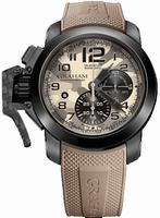 Graham Chronofighter Oversize Black Arrow Mens Wristwatch 2CCAU.E03A