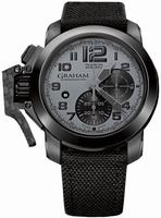 Graham Chronofighter Oversize Mens Wristwatch 2CCAU.S01A