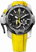 Graham Prodive Mens Wristwatch 2CDAV.B01A
