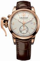 Graham Chronofighter 1695 Mens Wristwatch 2CXAP.S03A