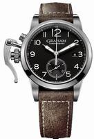 Graham Chronofighter 1695 Mens Wristwatch 2CXAS.B01A