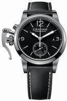 Graham Chronofighter 1695 Mens Wristwatch 2CXAS.B02A
