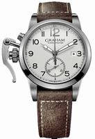 Graham Chronofighter 1695 Mens Wristwatch 2CXAS.S01A