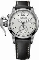 Graham Chronofighter 1695 Mens Wristwatch 2CXAS.S02A