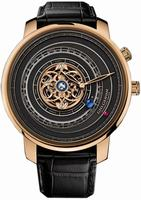 Graham Tourbillon Orrery Mens Wristwatch 2GGBP.B01A
