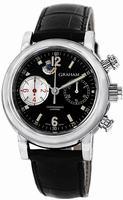 Graham Foudroyante Chrono Mens Wristwatch 2LIAS.B04A.C01B