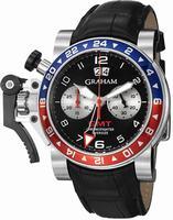 Graham Chronofighter Oversize Mens Wristwatch 2OVHS.B39A