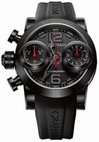 Graham Swordfish Booster  Mens Wristwatch 2SWBB.R36L