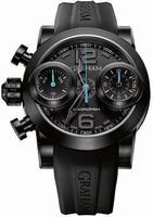 Graham Swordfish Booster  Mens Wristwatch 2SWBB.U36L