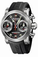 Graham Swordfish Booster Mens Wristwatch 2SWBS.B29R