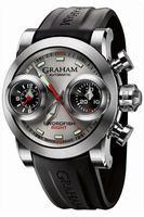 Graham Swordfish Booster Mens Wristwatch 2SWBS.S09R