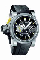 Graham Chronofighter RAC Trigger Mens Wristwatch 2TRAS.B01A