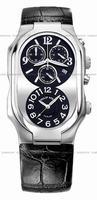 Philip Stein Teslar Chronograph Mens Wristwatch 3-G-CRB-AB