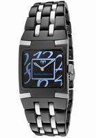 Technomarine Black Snow Mini Womens Wristwatch 309002