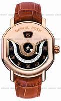 Daniel Roth Ellipsocurvex Papillon Mens Wristwatch 318.Y.50.352.CC.BD