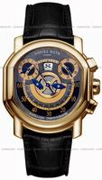 Daniel Roth Papillon Chronographe Mens Wristwatch 319-Z-20-392-CN-BD