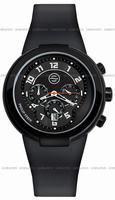 Philip Stein Teslar Active Chronograph Unisex Wristwatch 32-AB-RBB