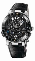 Ulysse Nardin El Toro / Black Toro Mens Wristwatch 320-00