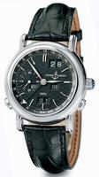 Ulysse Nardin GMT +/- Perpetual 38.5mm Mens Wristwatch 320-22/92