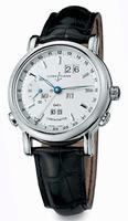 Ulysse Nardin GMT +/- Perpetual 38.5mm Mens Wristwatch 320-22