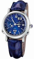 Ulysse Nardin GMT +/- Perpetual Mens Wristwatch 320-22/33