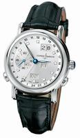 Ulysse Nardin GMT +/- Perpetual Mens Wristwatch 320-22/991