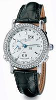 Ulysse Nardin GMT +/- Perpetual 38.5mm Mens Wristwatch 320-28