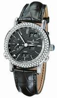 Ulysse Nardin GMT +/- Perpetual Mens Wristwatch 320-28/92