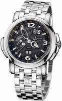 Ulysse Nardin GMT +/- Perpetual 42mm Mens Wristwatch 320-60-8/62
