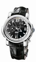 Ulysse Nardin GMT +/- Perpetual Mens Wristwatch 320-60/32