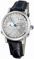 Ulysse Nardin GMT +/- Perpetual Mens Wristwatch 320-82/31