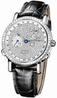Ulysse Nardin GMT +/- Perpetual Mens Wristwatch 320-89BAG/091