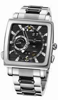 Ulysse Nardin Quadrato Perpetual Mens Wristwatch 320-90-8M/92
