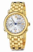Ulysse Nardin GMT +- Perpetual Mens Wristwatch 321-22-8-31