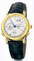 Ulysse Nardin GMT +/- Perpetual 38.5mm Mens Wristwatch 321-22